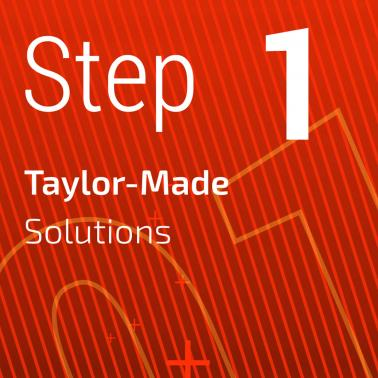 The first step in any DIB Project is to get a good understanding of your need at the inquiry stage. This will enable our engineering and quotation teams to provide you with a taylor-made offer based on your specifications which will include preliminary drawings.
